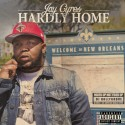 Jay Cyres - Hardly Home mixtape cover art