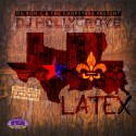 LaTex The Official Mixtape mixtape cover art