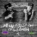 New Houston Orleanin 4 mixtape cover art