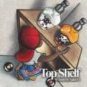 Saint O - Top Shelf mixtape cover art