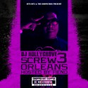 Screw Orleans 3 (Hosted By Fiend) mixtape cover art