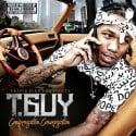 T. Guy - Compensation Conversation mixtape cover art