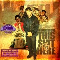 This Sh!t Here N!gga 13 (Chopped Not Slopped) mixtape cover art