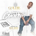 Goldie The Gasman - The Crackprint mixtape cover art