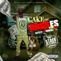 Cake Bosses 10 mixtape cover art