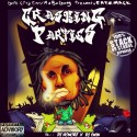 FatzMack - Crashing Parties mixtape cover art