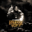 King Leeboy - Finesse God 3 mixtape cover art
