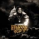 King Leeboy - Finesse God 3 mixtape cover art