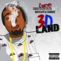 Lucyo - 3DLand mixtape cover art