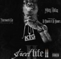 Mikey Dollaz - Street Life 2 mixtape cover art