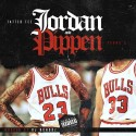 Tatted Tez - Jordan And Pippen mixtape cover art