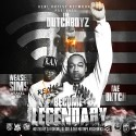 The Dutchboyz - Become Legendary mixtape cover art