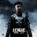 The League mixtape cover art