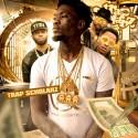 Trap Scholarz mixtape cover art