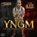 Yung Blaze - Y.N.G.M mixtape cover art