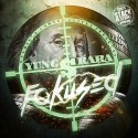 Yung RaRa - Fokused mixtape cover art