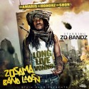 Zo Bandz - ZoSama Band Laden mixtape cover art