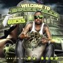 Brandon Bucks - Welcome To Bucksville mixtape cover art