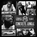 Concrete Jungle 2 (Maybach Music Edition) mixtape cover art