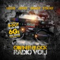 Corner Block Radio mixtape cover art