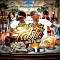 Dame B. & Splash Rob - Swag On The Table mixtape cover art