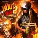 Diesal Lambo - Bout 2 Blow mixtape cover art