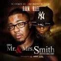 Dun & B. Lee - Mr. & Mrs. Smith mixtape cover art