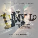 Luny Lo - Hood & The Restless mixtape cover art