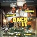 Mar Karleon & Lil Ratchet - Back At It mixtape cover art