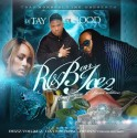 R&B On Ice 2 (Champagne & Roses Edition) mixtape cover art