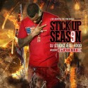 Stick Up Season 9 (Hosted By Game) mixtape cover art