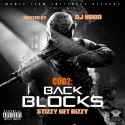 Stizzy Get Bizzy - COD 2 (Back Blocks) mixtape cover art