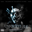 Tha Maniacc - Unforgettable mixtape cover art