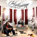 The Lux Lounge mixtape cover art