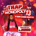 Trap Monopoly 13 mixtape cover art