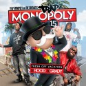 Trap Monopoly 15 (Fresh Off Vacation) mixtape cover art