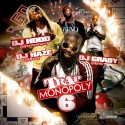 Trap Monopoly 6 mixtape cover art