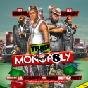 Trap Monopoly 8 (Hosted By Rolls Royce Rizzy & Lil Scrappy) mixtape cover art