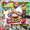 Trap Monopoly 9 mixtape cover art