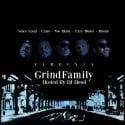 Virginia Grind Family mixtape cover art