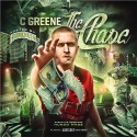 C Greene - The Chase mixtape cover art