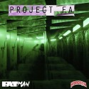 Fatman - Project FA mixtape cover art