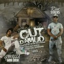 Gwalla Man Dash - Out Da Mud mixtape cover art