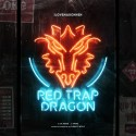 ILoveMakonnen x Danny Wolf - Red Trap Dragon mixtape cover art