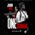 John Wic - One Gunman mixtape cover art