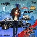 Kickstand - Boujie Buckhead Nigga mixtape cover art