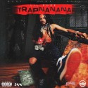 Lil Dude - Trapnanana mixtape cover art