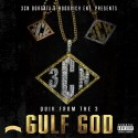 Quik From The 3 - Gulf God mixtape cover art