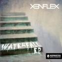 Xenflex - Waterfall EP mixtape cover art