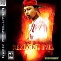 Rez Burna - Rezident Evil mixtape cover art
